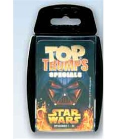 Top trumps- star wars episodios i-ii - 25501369