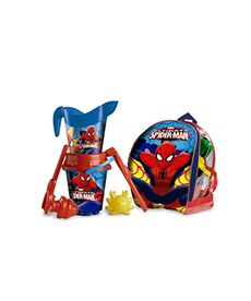 Mochila cubo castillo spiderman - 25214007